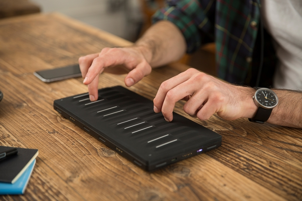 Roli Launches Seaboard Block At 279 95 Making Expressive Keyboard Controllers A Mainstream Option For All Musicians