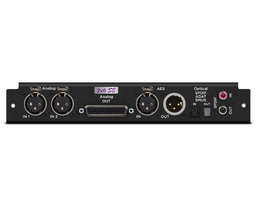 Apogee introduces new Special Edition 2x6 I/O module for Symphony I/O Mk II