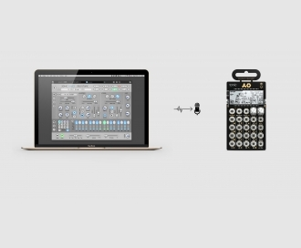 The new PO-32 Tonic pocket operator from Teenage Engineering