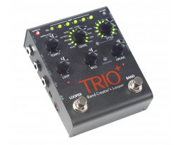 DigiTech announce TRIO+ advanced Band Creator and Looper pedal at NAMM 2016