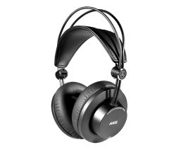 HARMAN Professional Solutions introduces the AKG K275, K245, and K175 foldable studio headphones