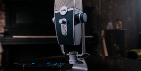 HARMAN Professional Solutions announces new AKG Lyra ultra-HD, Multimode USB microphone