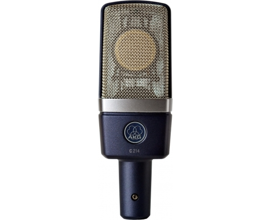 AKG celebrates C214 as best-selling condenser microphone for studio and stage in the US for past 12 months