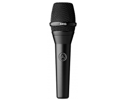 AKG By HARMAN unveils the C636 master reference handheld condenser microphone