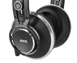 AKG by HARMAN debuts flagship closed-back K872 reference headphones