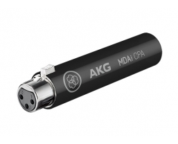 HARMAN Professional Solutions introduces the AKG MDAi CPA Connected PA microphone adapter