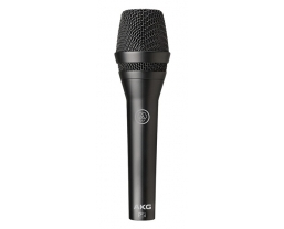 AKG P5i vocal microphone with HARMAN Connected PA compatibility now available
