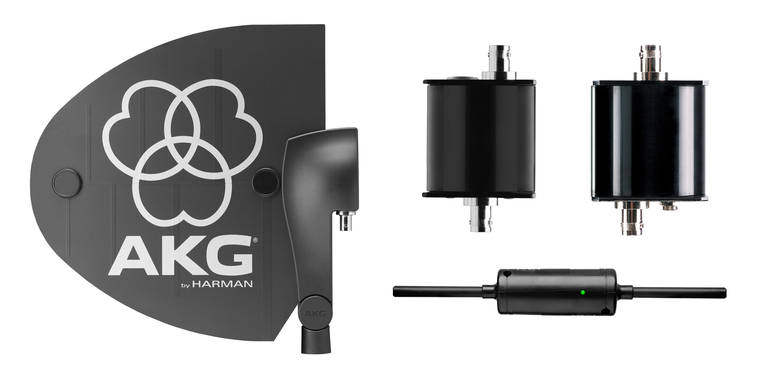 Our Guide to AKG Antenna Systems