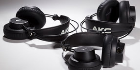 AKG K Series foldable studio headphones begin shipping in the UK