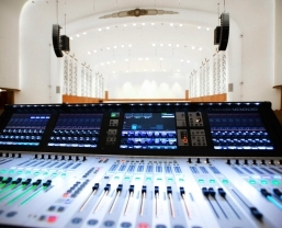 Adlib specifies Soundcraft Vi3000 in new Liverpool Philharmonic Hall fit-out