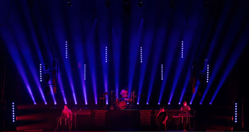 See 80 new Martin VDO Atomic Dots in action on the SAVEUS Arena Tour