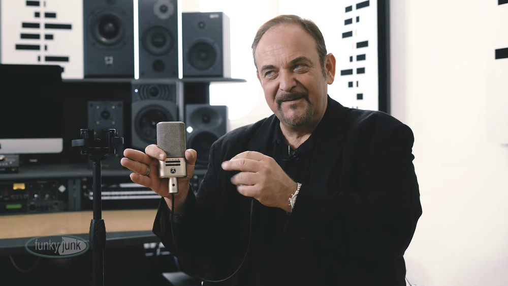 Funky Junk | Talking Heads: Austrian Audio CEO Martin Seidl on the OC818 & OC18 microphones
