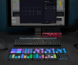 A new way to control your favourite studio software
