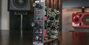 Tape-Op magazine review the Cranborne Audio Camden 500