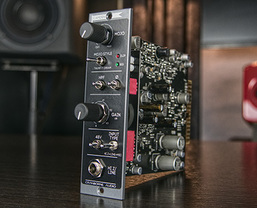 Cranborne Audio Camden 500 Preamp and Signal Processor now shipping