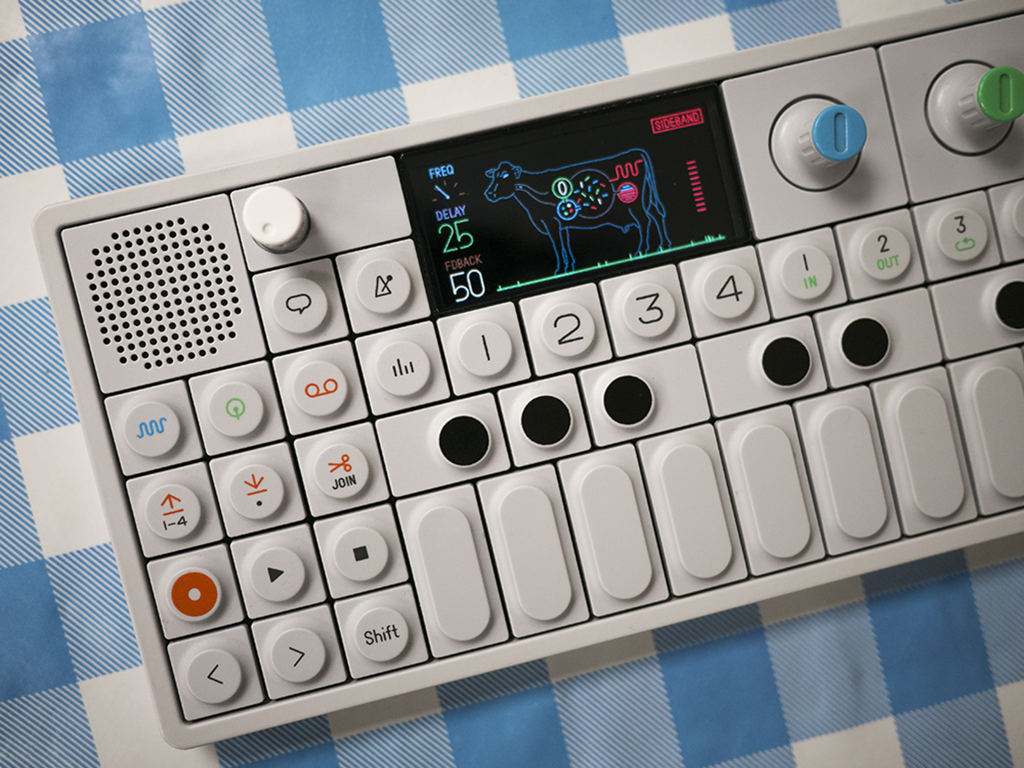 Our Guide to the Teenage Engineering OP-1
