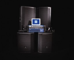 HARMAN Professional Solutions Introduces the HARMAN Connected PA