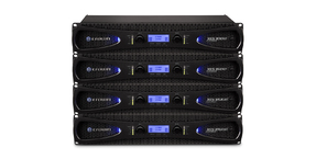 Crown XLS DriveCore™ 2 Amplifiers now shipping