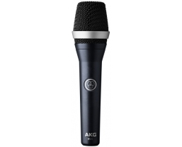 New D5 C Dynamic Directional Microphone from AKG by HARMAN