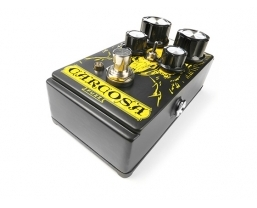 DOD Carcosa Fuzz pedal arriving in the UK this month