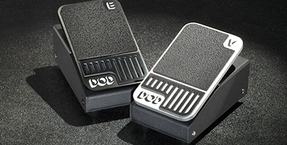 DOD Mini Volume and Mini Expression pedals now available