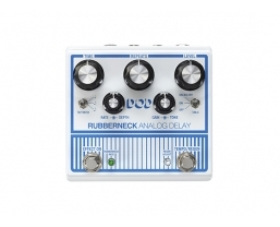 HARMAN Professional Solutions Introduces the DOD Rubberneck Analog Delay Pedal
