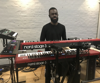 Interview with keyboardist, David Davis (Stormzy)