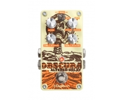 DigiTech Obscura Altered Delay pedal wins 'Guitarist Choice' award
