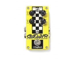 HARMAN Professional Solutions Announces the DigiTech CabDryVR Dual Cabinet Simulator Pedal