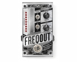HARMAN Professional Solutions Unveils the DigiTech FreqOut Feedback Pedal