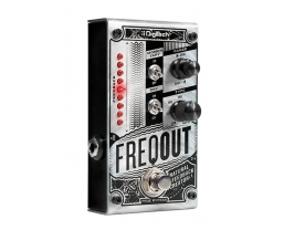 DigiTech FreqOut Natural Feedback Creator pedal now available