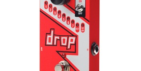 Guitarist magazine review the DigiTech Drop