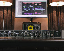 Cranborne Audio introduces the Camden EC2 rackmount preamp, signal processor and headphone mixer