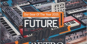 Nord takes two of the three best keyboards in Future Music's Gear of the Year
