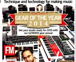AKG, JBL, Nord & Propellerhead all included in Future Music's Gear of the Year