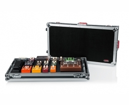 Gator Cases adds new extra-large pedalboard case to G-TOUR pedalboard…