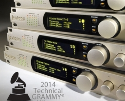 HARMAN Wins 2014 Technical GRAMMY Award for Lexicon Audio Brand