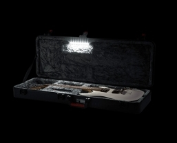 Gator Cases launches new line of LED guitar cases