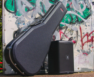 Why the JBL EON One Compact Portable PA is Perfect for the Acoustic Guitarist