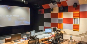 Dreamsound Is Poland's First Post-Production Studio to Adopt Dolby Atmos Powered By HARMAN's JBL and Crown