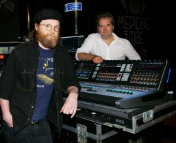 KOKO upgrades with pair of Soundcraft Vi7000's
