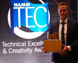 TEC Award for Nord Stage 3