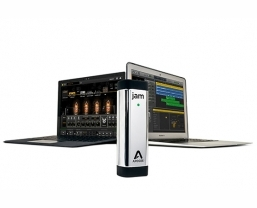 Apogee announces JAM 96k for Windows and Mac