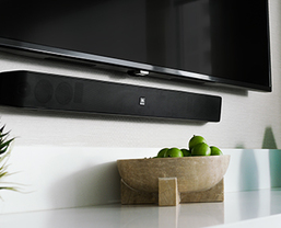 JBL Professional PSB-1 ProSoundbar now shipping