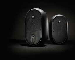 JBL Professional introduces One Series 104 compact powered reference monitors