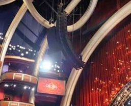 JBL Professional VERTEC® Line Arrays Shine at the 87th Academy Awards
