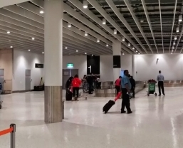Auckland International Airport Upgrades Baggage Hall with HARMAN's JBL Intellivox Digital Beam Steering Loudspeaker Arrays