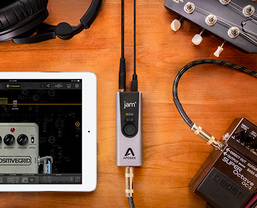 Apogee Electronics announces the Jam+