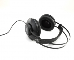 AKG K52 headphones in five-star What Hi-Fi? review