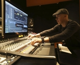 SSL Matrix and Sigma deliver EDM Heat for Las Vegas Studios